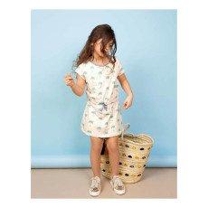 Blune Kids Palm Grove Polka Dot Dress-product
