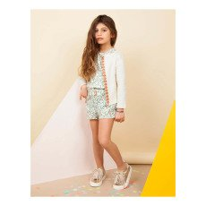 Blune Kids Cardigan Matelassé Belle Etoile-listing
