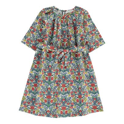 Babe & Tess Floral Dress-listing