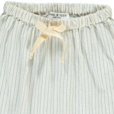 Babe & Tess Shorts Sarouel Righe-product