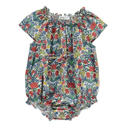 Babe & Tess Floral Romper-listing