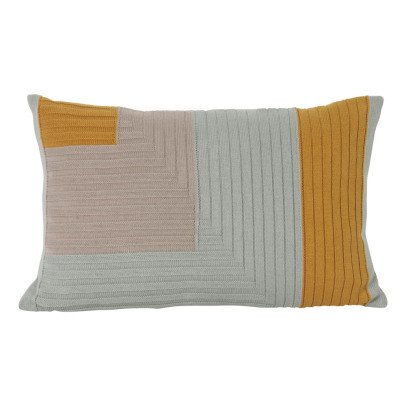 Ferm Living Angle Cushion With Removable Cover-listing