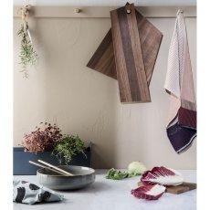 Ferm Living Akin Cotton Tea Towel-listing
