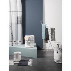 Ferm Living Tappeto da bagno Trace in cotone-listing