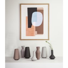 Ferm Living Vaso Pod in porcellana-listing