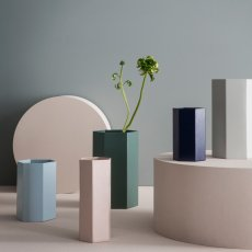 Ferm Living Hexagonal Vase-product