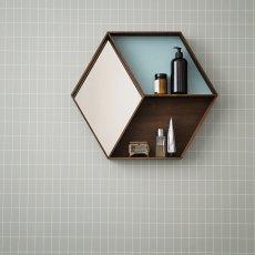 Ferm Living Grid Wallpaper-product