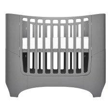 Leander Letto ovale neonato progressivo completo con materasso Comfort+7-listing