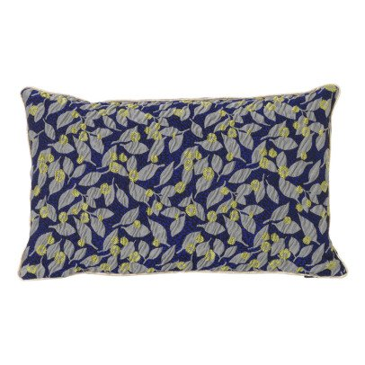 Ferm Living Fleurs Cushion With Removable Cover-listing