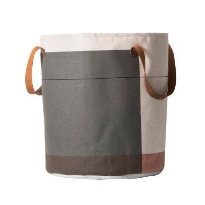 Ferm Living Panier de rangement Colour Block-listing
