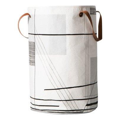 Ferm Living Trace Laundry Basket-listing