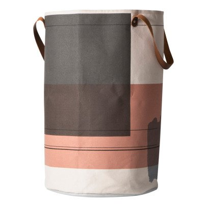 Ferm Living Cesta de ropa Colour Block-listing