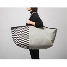 Ferm Living Tasche Herman aus Baumwolle und Leder -listing