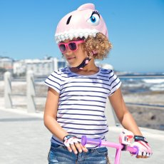 Crazy Safety Shark Helmet-listing