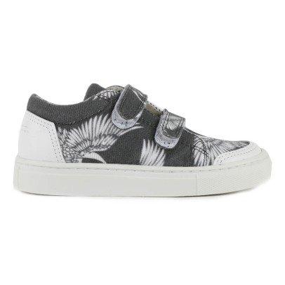 Moumout Zapatillas Velcro Garzas x Florian Denicourt-listing