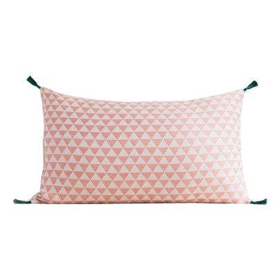 Jamini Cuscino rettangolare sfoderabile Alice - cotone-listing