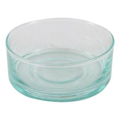 Smallable Home Round Mouth Blown Glass Bowll-product