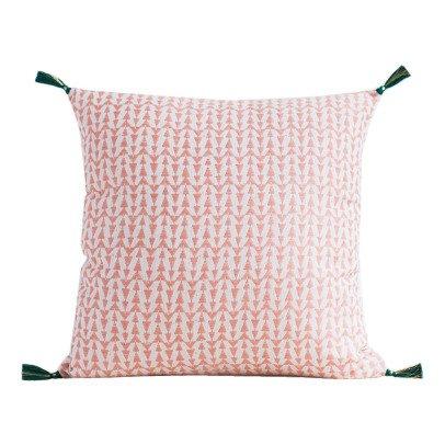 Jamini Cuscino quadrato sfoderabile Ashu - cotone-listing