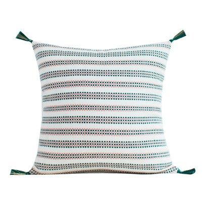 Jamini Cuscino quadrato sfoderabile Amélie - cotone-listing
