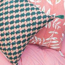 Jamini Kissen Daphne aus Baumwolle -listing