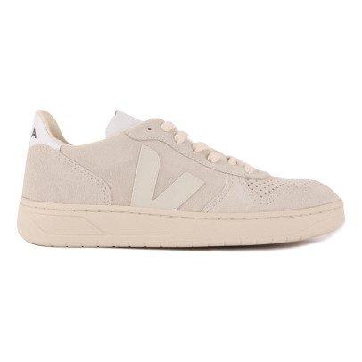 Veja Sneakers Lacci Camoscio-listing