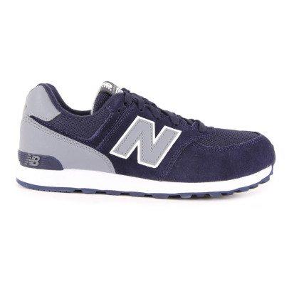 New Balance Zapatillas Cordones Ante  KL574-listing