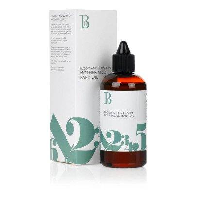 Bloom and Blossom Aceite para mamá y bebé 100% de origen natural - 100 ml -listing