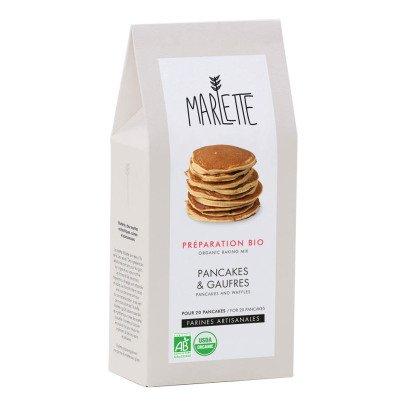 Marlette Organic Waffle and American Pancake Mix-listing