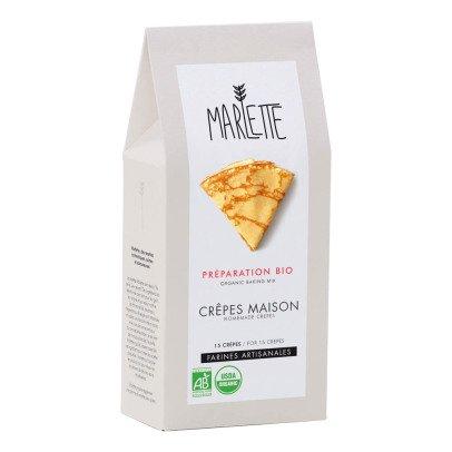 Marlette Préparation bio Crêpe maison-listing