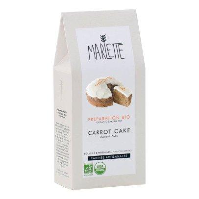 Marlette Preparación bio Tarta de zanahoria-listing
