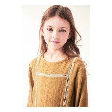 Polder Girl Kleid Brownie -listing