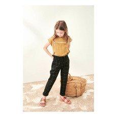 Polder Girl Pantalón Cuadros Lúrex Bloom-listing