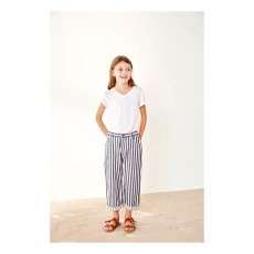 Polder Girl Camiseta Lino Bruno-listing