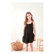 Polder Girl Kurzer Overall Lurex Brooklyn -listing