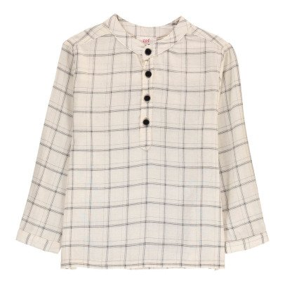 Zef Checked Shirt-listing