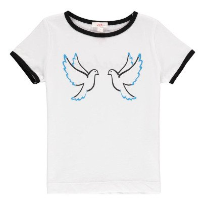 Zef T-shirt Colombe Freedom-listing