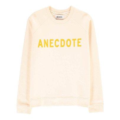 "ANECDOTE Sweat ""ANECDOTE"" Do-listing"