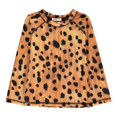 POPUPSHOP T-shirt Anti UV Leopardo-listing