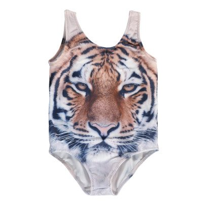 POPUPSHOP Tiger 1 Piece Swimsuit-listing