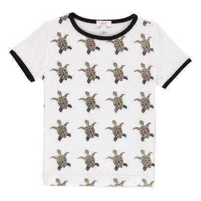 Zef T-shirt Tartarughe-listing