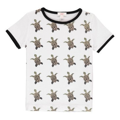Zef Tortoise T-Shirt-listing