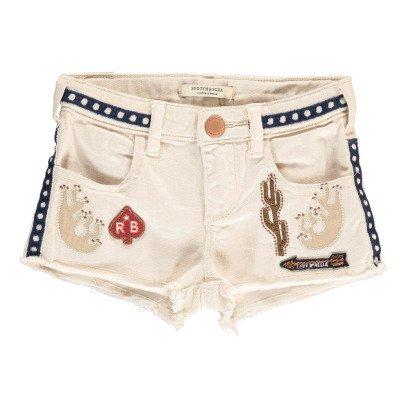 Scotch & Soda Shorts Jeans Patch-listing