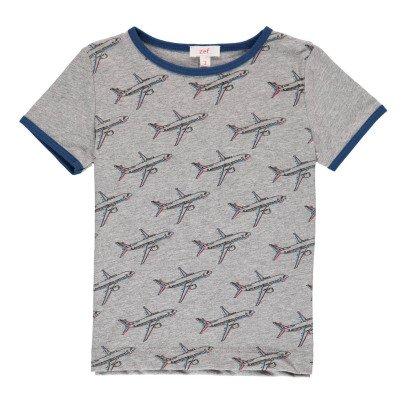 Zef Camiseta Aviones -listing