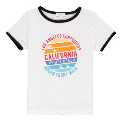 Zef T-shirt California-listing