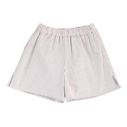 Noro Merlin Striped Shorts-listing