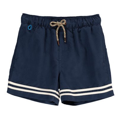 Scotch & Soda Shorts Mare Righe-listing