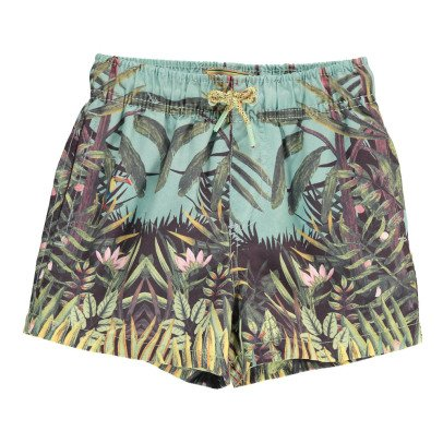 Scotch & Soda Shorts Mare Jungle-listing