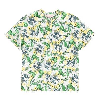 Cuisse de Grenouille Tropical Owl Shirt-listing