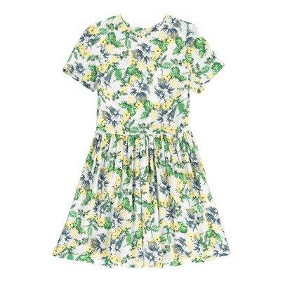 Cuisse de Grenouille Tropical Calm Dress-listing