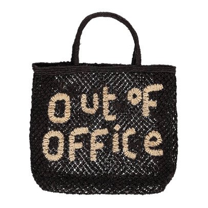 The Jacksons Out of Office Small Jute Shopper-listing